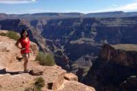 Private Grand Canyon West Rim Air and Ground Day Trip from Las Vegas