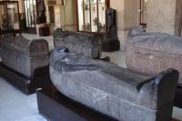 Private Guided Day Tour of Giza, Saqqara and the Egyptian Museum in Cairo