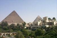 Private Guided Day Tour to Giza and Saqqara from Mena House Hotel Giza