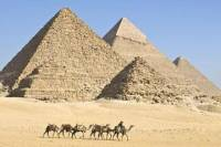Private Guided Day Tour to Giza Pyramids, Sphinx, Memphis and Dahshur