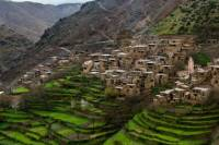 Private Guided Day Trip to Imlil, the High Atlas Mountains and the Village of Asni including 2-Hour Hike