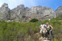 Private Guided Hike of Table Mountain from Cape Town