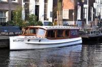 Private Guided Historic Amsterdam Canal Cruise