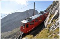 Private Guided Mount Pilatus Tour from Bern