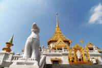 Private Half-Day Overview of Historical Bangkok