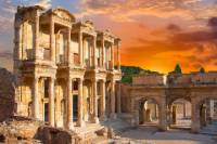 Private Half-Day Shore Excursion from Kusadasi: Ephesus, Artemis Tempel and Sirince Village