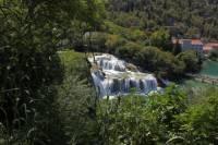 Private Krka Waterfalls and Sibenik Tour from Split