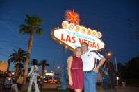 Private Las Vegas Strip Photo Tour with Champagne Toast