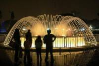 Private Lima Night Tour Including Magic Water Circuit