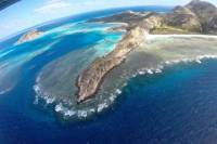 Private Lizard Island Day Trip and Great Barrier Reef Scenic Flight from Cairns