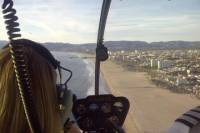 Private Los Angeles Helicopter Tour with Downtown Landing