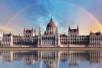 Private Luxury Transfer from Prague to Budapest with WiFi and Refreshments