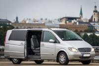 Private Minivan Transfer from Cesis to Riga or Riga to Cesis