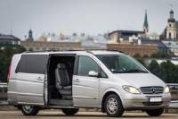 Private Minivan transfer from Riga to Kaunas