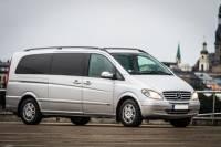 Private Minivan Transfer from Saulkrasti to Riga or from Riga to Saulkrasti