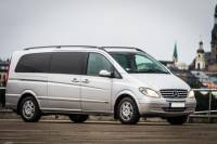 Private Minivan Transfer from Siauliai to Riga or from Riga to Siauliai