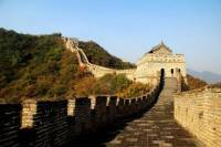 Private Mutianyu Great Wall and City Sightseeing Tour
