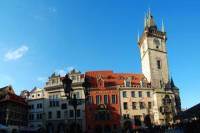 Private Prague Old Town, New Town And Jewish Quarter Walking Tour
