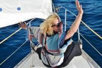 Private Sail and Dine Experience from Barcelona