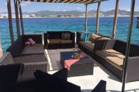 Private Sail from Cabo with Snorkeling, SUP and Semi-Private Beach