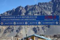 Private Scenic Transfer from Mendoza to Santiago