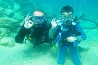 Private Scuba Diving for Begginers from Chania