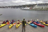 Private Seattle Kayak Tour on Lake Union