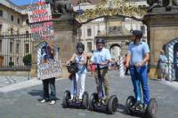 Private Segway Tour of Prague's Most Iconic Attractions