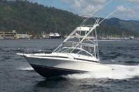 Private St Lucia Full-Day Power Boat Tour