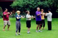 Private Tai Chi Class in Beijing
