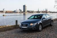 Private Taxi transfer from Jurmala to Riga