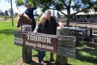 Private Tobruk Sheep Station Day Tour from Sydney Including BBQ Lunch