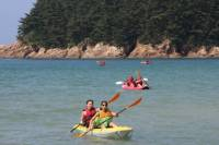 Private Tour: 2-Day Sea Kayaking, Trekking and Camping Trip from Seoul
