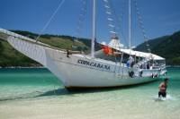 Private Tour: Angra dos Reis Sightseeing Cruise