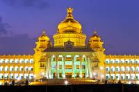 Private Tour: Bangalore City Tour Including Bangalore Palace and Vidhana Soudha
