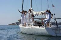Private Tour: Barcelona Sailing Trip