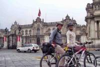 Private Tour: Biking Experience in Downtown Lima
