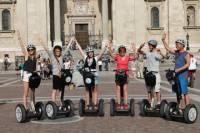 Private Tour: Budapest City Segway Tour