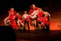 Private Tour: Cancan Dance Class in Paris
