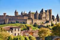 Private Tour: Carcassonne Day Trip from Toulouse Including Michelin-Star Lunch and Wine Tasting