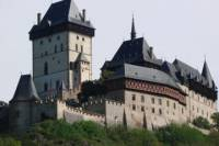 Private Tour: Castle Karlstejn, Kopeprusy Caves plus Twin Castles Zebrak and Tocnik From Prague