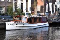 Private Tour: Champagne Canal Cruise in Amsterdam