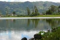Private Tour: Girón El Chorro Waterfall and The Lagoon of Busa