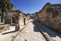 Private Tour: Herculaneum Rail Tour from Sorrento