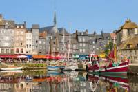 Private Tour: Honfleur, Deauville and Trouville Day Trip from Caen