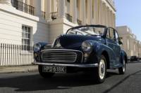 Private Tour: London Highlights in a Vintage Car