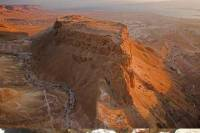 Private Tour: Masada at Dawn - or Later - from Jerusalem