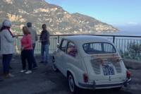 Private Tour: Naples Sightseeing by Vintage Fiat 600