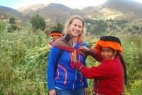 Private Tour: Pisac, Ollantaytambo and Amaru Community Visit
