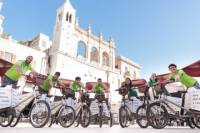 Private Tour: Rickshaw City Tour and Cooking Class in Bari